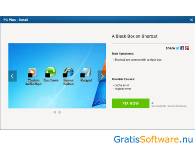 Anvisoft PC Plus screenshot