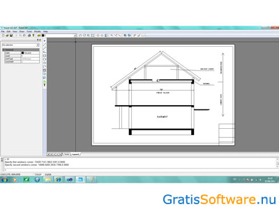 Gratis cad autocad software downloads for Badkamer tekenen programma