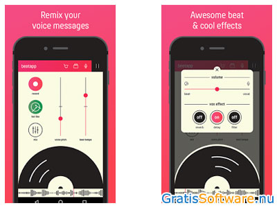 BeatApp screenshot