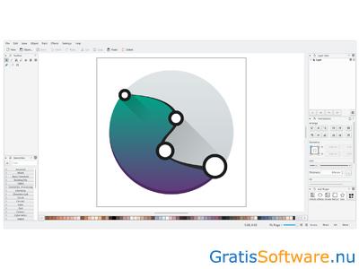 Calligra karbon downloaden gratis vector tekenprogramma for Tekenprogramma windows