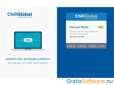 ChillGlobal screenshot