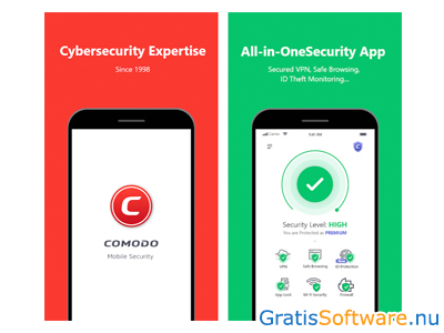 Comodo Mobile Security screenshot