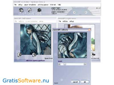 CoverXP screenshot
