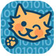 Cryptocat chat software logo