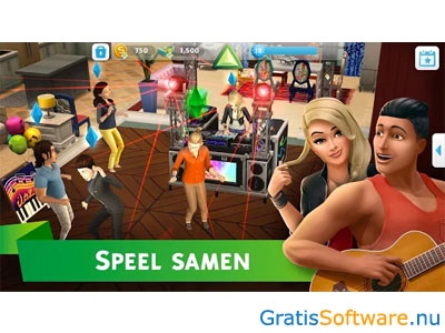 De Sims Mobile screenshot