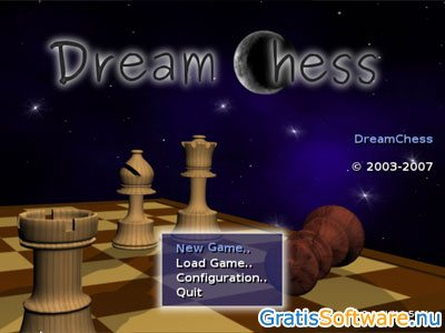 DreamChess screenshot
