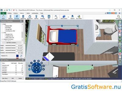 Gratis 3d interieur ontwerp software downloaden for Programma tuin ontwerpen 3d