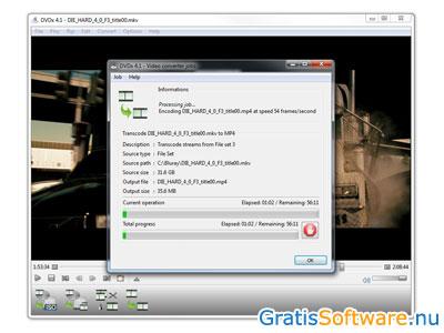 DVDx Downloaden - Gratis DVD Backup Software