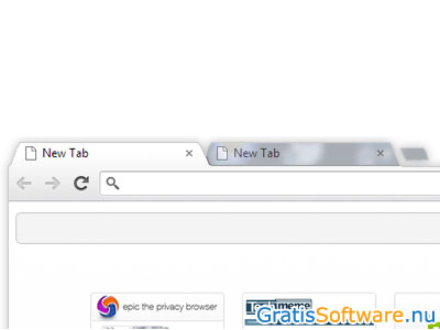 Epic Privacy Browser screenshot
