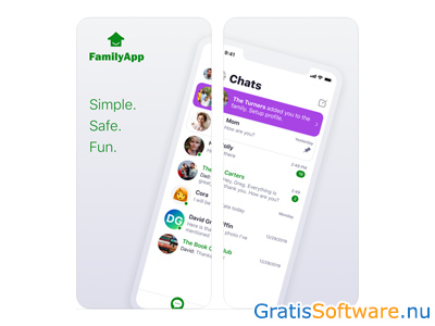 familyapp screenshot