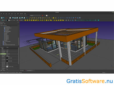 Gratis cad autocad software downloads for 3d tekenen op computer