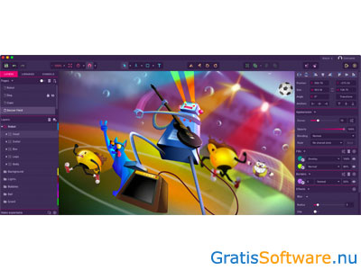 Gravit Designer screenshot