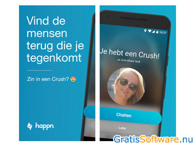 Dubbele dating app Android