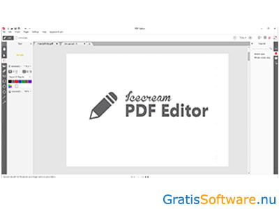 Icecream Pdf Editor Downloaden Software Om Pdf Te Bewerken