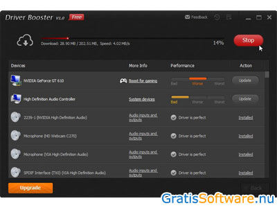 IObit Driver Booster screenshot