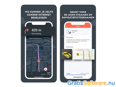 karta-gps screenshot
