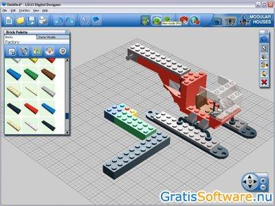 Download Building Instructions Lego Digital Designer