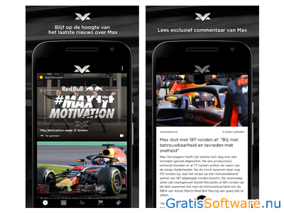 max-verstappen-official-app screenshot