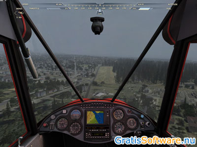 Microsoft Flight screenshot