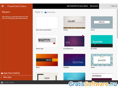 Powerpoint Gratis Program