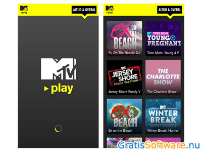 MTV Play screenshot