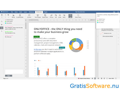 OnlyOffice screenshot