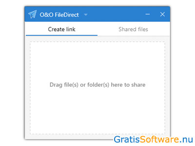 O&O FileDirect screenshot