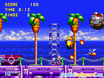 Open Sonic screenshot