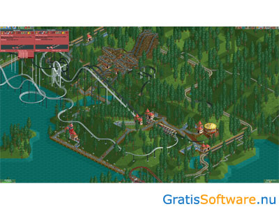OpenRCT2 screenshot