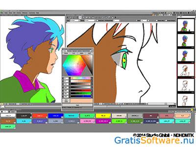 Animatie maken software licona for Programma rendering free