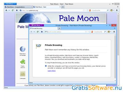 Pale Moon Downloaden - Gratis Browser Gebaseerd op Firefox ...