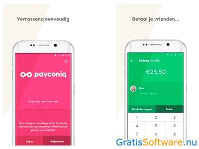 Payconiq screenshot