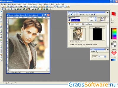 Photo Pos Pro screenshot