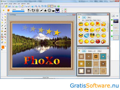 PhoXo screenshot