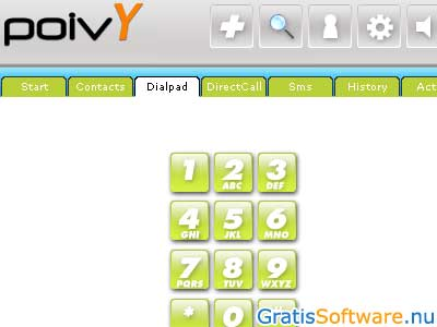 PoivY screenshot