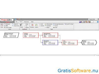 WatFile.com Download Free ProjectLibre Downloaden - Open Source Projectmanagement Software