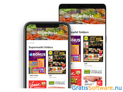 Reclamefolder App screenshot