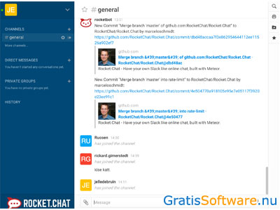 Gratis Zakelijke Chat Software en Apps