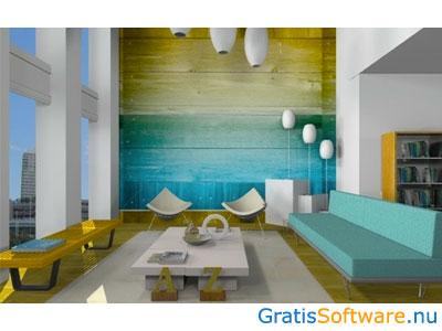 Gratis 3D Interieur Ontwerp Software Downloaden