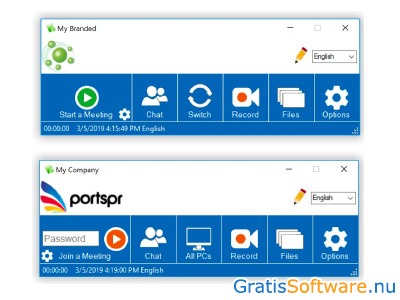 ShowMyPC screenshot