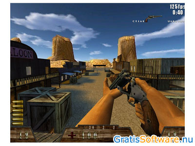 Smokin' Guns screenshot