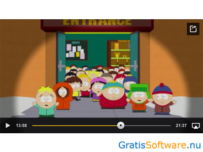 South Park app screenshot