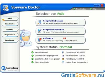 screenshot spyware doctor