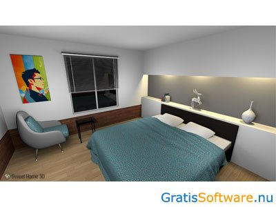 Gratis 3d interieur ontwerp software downloaden for Interieur ontwerpen programma