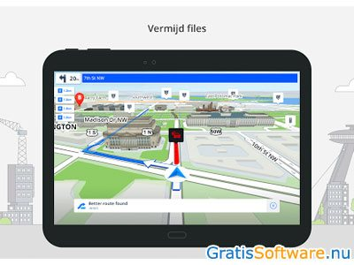sygic-gps-navigation screenshot