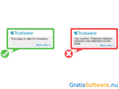Trustwave SecureBrowsing screenshot