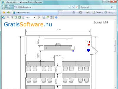 Visio Viewer screenshot