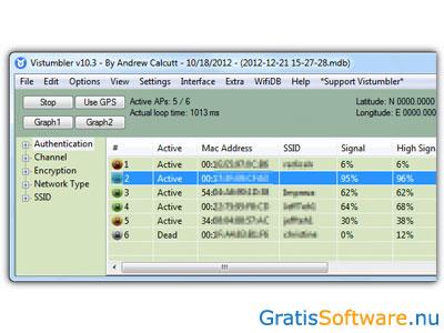 Gratis WiFi Signaalsterkte Meten Software en Apps