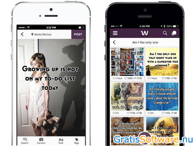 Whisper screenshot